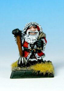 Dwarf Santa (Chester)