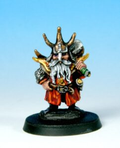 Mail Order Chaos Dwarf Front